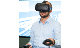 Virtual Reality Planning Tool for Project Planning