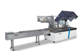 Flowpack Machine Wraps Chocolate and Confectionery Products