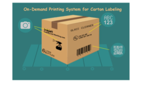 Smart and Fast Inkjet Coding Printer Solution for Cartons