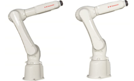 High-Speed, Low-Payload Robots Offer Consistent Performance