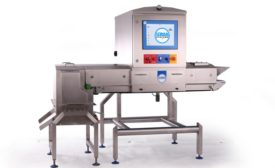 Sensitive X-Ray System for Loose, Free-Flow and Unpackaged Products