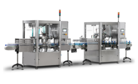 Filling and Sealing Machines Enable Quick Entry Into Cosmetics, Food Markets