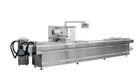 New Generation of Thermoforming Equipment for Meat & Seafood