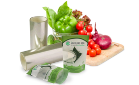 Recyclable Clear PE Film for Pouches Now Available