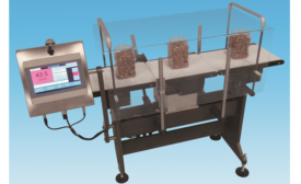 Checkweigher Achieves Tighter Weight Tolerances