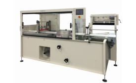 Compact Shrink Wrapper Offers Speed & Affordability