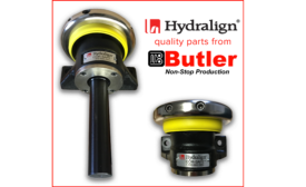 Butler Automatic Supplies Hydraline Safety Chucks