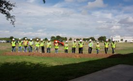 Allied Electronics & Automation Breaks Ground on Warehouse Addition