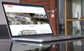 New Bosch Website Offers Portfolio of Case Packers & Cartoners