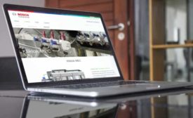 New Bosch Website Offers Portfolio of Case Packers & Cartoners
