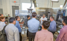 Karlville Hosts Successful Pre-Global Pouch Forum Open House