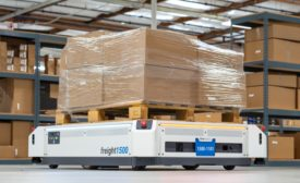 Honeywell & Fetch Robotics Deliver Autonomous Mobile Robots to Distribution Centers