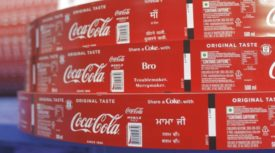 HP Collaborates with Coca-Cola to Reinvent Relations