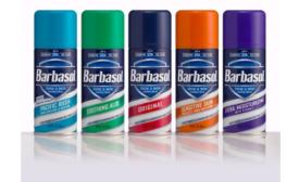Barbasol Shaving Cream Gets Contemporary Redesign