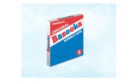Bazooka Gum Releases Throwback Pack