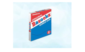 Bazooka Gum Releases Throwback Pack