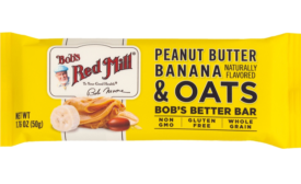 Bob's Red Mill Adds Snack Bars to Product Line