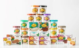 Plant-Based Ice-Cream's Plant-Based Packaging Is Pure Bliss