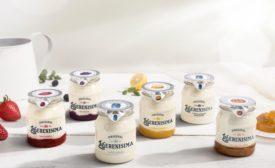 Yogurt Shows Off in Premium Packaging