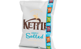 Kettle Foods Uses Reclosable Tape for Chip Bags