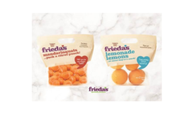 Frieda's Adds Winter Citrus Items To Grab-N-Go Packaging Line