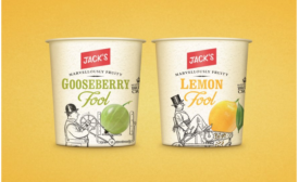 Jack's Stores Put the British in Packaging Redesign