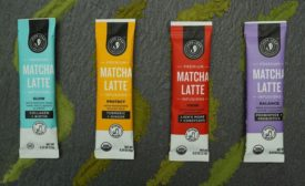 Matcha Latte Infusions Add New Flavors to Tea