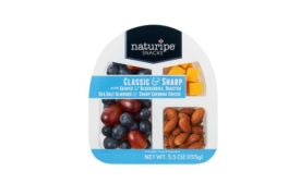 Healthy Snack Packs for Consumers On the Go