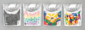 Skittles Revamps Packaging for LGBTQ+ Pride