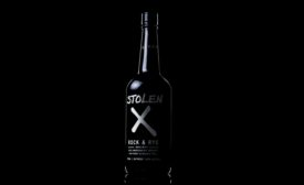 X Marks the Spot for New Rock & Rye Whiskey
