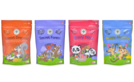 Organic Cereal Relaunched in Schur Star Bags