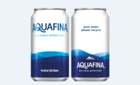 PepsiCo Tests Aluminum Cans, rPET for Water Products