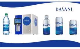 Dasani's HybridBottle Made Partly from Plants & Recycled Material