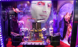 ABB Robots Ring in the Holiday Season at Bloomingdale's