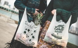 Canadian Retailers Get Compostable Replacement for Single-Use Shopping Bags