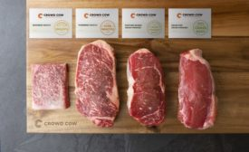 Meat Flights Available with Four Prime Cuts for Tasting