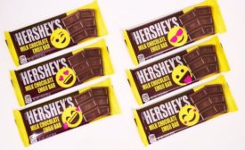 First Change to Hershey's Chocolate Bar in 125 Years