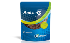 Amcor Launches Recyclable Packaging That Can Reduce Carbon Footprint