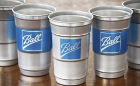 Ball and University of Colorado Partner on New Aluminum Cup