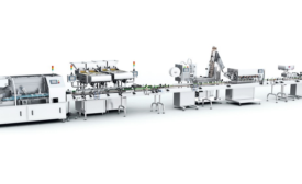 Dr. Pharm's Complete Packaging Line Solutions for Solid Dose Products