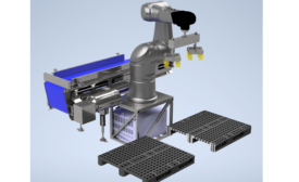 High Payload Product Handling Solution Debuts