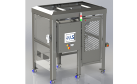 JLS Automation's New Open-Frame Design on Robotic Packaging Systems for Meat & Poultry Packaging