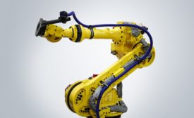 Smart Robot Mounting Solution for Picking, Packing and Palletizing