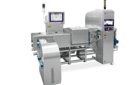 METTLER TOLEDO's New Combichecker Integrates Inline Checkweighing and X-ray Inspection