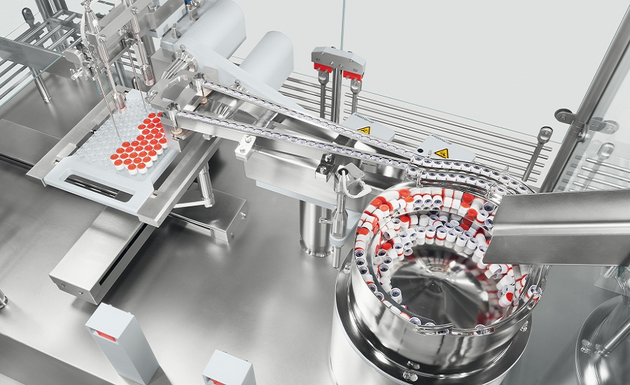 Aseptic Filling and Closing Machine Designed for Ready-to-Use Vials |  2019-04-23 | Packaging Strategies