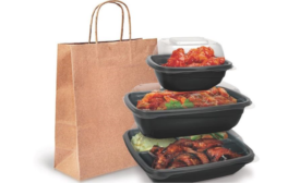 Hot Food Containers Launch for Food Takeout and Delivery