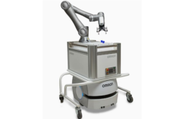 Omron to Debut Autonomous Mobile Manipulator at PACK EXPO