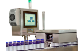 Vision Inspection System Sees Increased Speeds to 1,200 Bottles per Minute