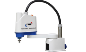TM Robotics offers double-speed SCARA robot