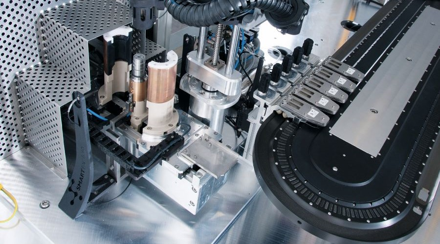 Assembly Solution Enables Greater Production Efficiency Down to Lot Size